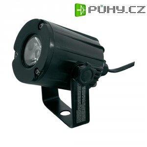 LED reflektor Eurolite PST-3 W 3200K, 51916100, 3 W, teplá bílá