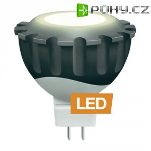 LED žárovka Ledon MR16, 28000326, GU5.3, 8 W, 12 V, teplá bílá