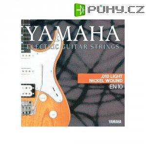 Struny na elektrickou kytaru Yamaha Light, 010 - 046