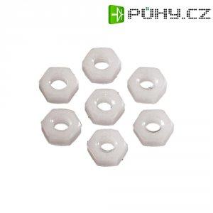 Šestihranné matice DIN 934 Polyamid M3, 10 ks