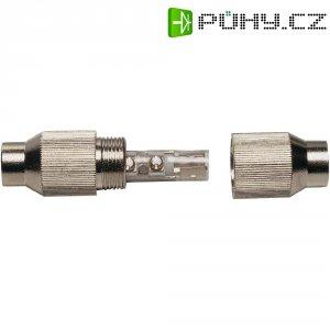 Spojka koaxiálního kabelu, 410320, 5 - 7 mm, kovová