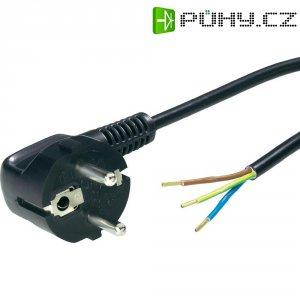 Síťový kabel LappKabel, zástrčka/otevřený konec, 1,5 mm², 2m, šedá