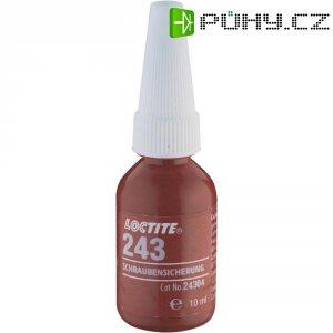 LEPIDLO NA ZAJIŠTĚNÍ ŠROUBŮ LOCTITE 243, 10 ml