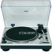 Gramofon Mc Crypt DJ-U3565 S Profi s USB