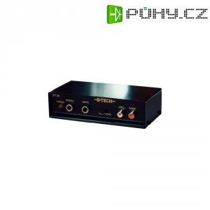 Mikrofonní ekvalizér-předzesilovač Speaka, phono 30-20 000 Hz, mikrofon 70-20 000 Hz