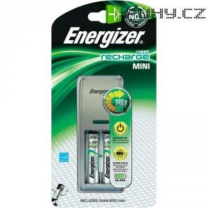 Nabíječka Energizer Mini-Charger + 2x AAA 850 mAh