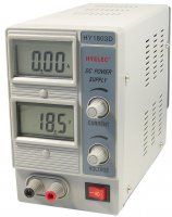 Laboratorní zdroj HYELEC HY1803D 0-18V/0-3A
