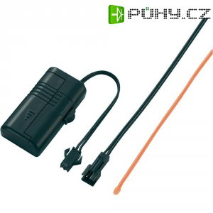 Světelné kabely s RC spínačem, 60 cm, červená