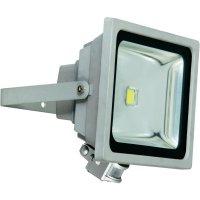 Venkovní LED reflektor s PIR detektorem XQ lite XQ1226, 50 W, šedá