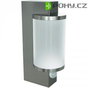 Venkovní svítidlo Osram Noxlite Halogen Cylinder Sensor Wall, GU10, 20 W, antracit