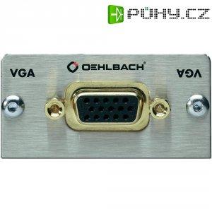 Adaptér PRO IN VGA OEHLBACH, s pájecími konektory
