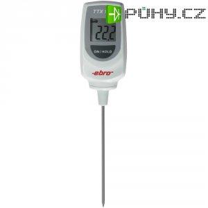 Vpichovací teploměr ebro TTX 110, -50 až +350 °C