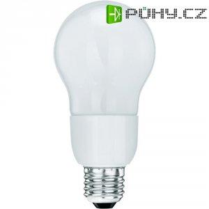 Úsporná žárovka kulatá SygonixE27, 11 W, teplá bílá