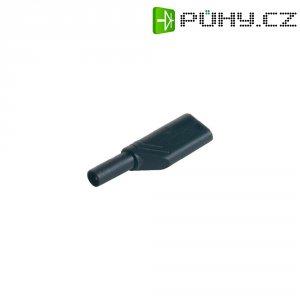 Bezpečnostní zástrčka SKS Hirschmann LAS S G (934099109), rovná, Ø 4 mm, 1,5 mm², fialová