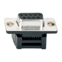 D-SUB pro plochý kabel Assmann A-DFF 15LPIII/Z, 15 pin