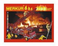 Stavebnice MERKUR FIRE SET