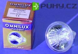 Halogenová žárovka Omnilux MR-11, 12V/5W G4