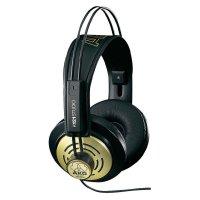 Studiové sluchátka AKG Harman K 121 Studio AKGK121Studio, černá, zlatá