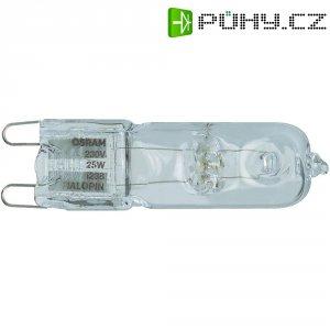 Halogenová žárovka, 230 V, 25 W, G9, teplá bílá