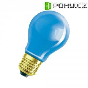Žárovka Osram, 4008321545862, 11 W, E27, modrá