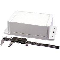 Univerzální pouzdro ABS Hammond Electronics 1555HF42GY, 180 x 120.79 x 62 , světle šedá