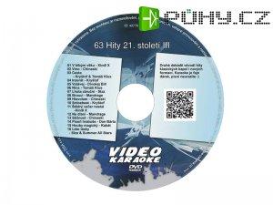 Karaoke DVD HITY 21. STOLETÍ III