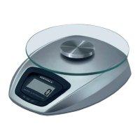 Digitální kuchyňská váha Soehnle Siena, 65840, 3kg, stříbrná