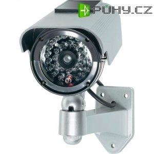 Atrapa kamery se solárním modulem Renkforce 754219