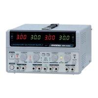 Dvojitý laboratorní zdroj GW Instek GPS-4303, 0 - 30 V/DC, 0 - 3 A
