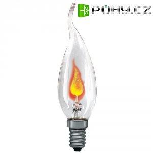 Žárovka Paulmann, 53003, 3 W, E14, stmívatelná, čirá