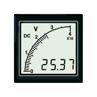 DC voltmetr s bargrafem Trumeter APMDCV72-TW, 6 - 300 V/DC