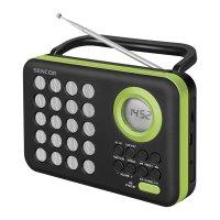 Rádio SENCOR SRD 220 BGN s USB/MP3