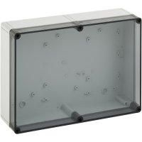 Instalační krabička Spelsberg TK PS 99-6-t, (d x š x v) 94 x 94 x 57 mm, polykarbonát, šedá, 1 ks