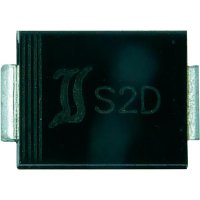 Dioda Diotec ES2D, I(F) 2 A, U(R) 200 V