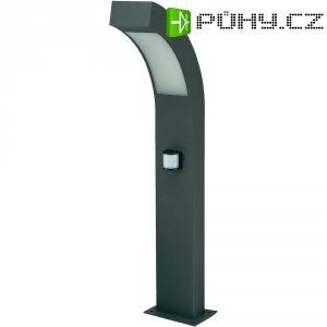 Venkovní sloupové LED osvětlení Prebent s PIR, 4 W, 60 cm