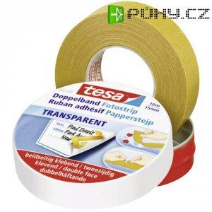Oboustranná lepící páska Tesa, 05338-00000-01, 10 m x 15 mm