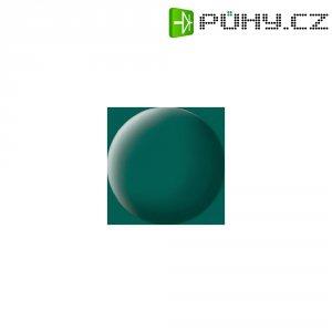 Airbrush barva Revell Aqua Color, 18 ml, mořská zelená matná