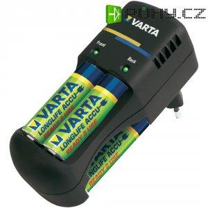 Nabíječka Varta Pocket + 4x AA a 2x AAA NiMH akumulátory Ready2Use