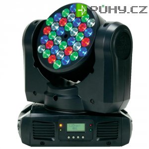 LED otočná hlava ADJ Inno Color Beam, 1237000047, 108 W, multicolour