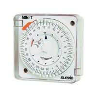 Spínací hodiny na DIN lištu Suevia Mini T D, 230 V/AC