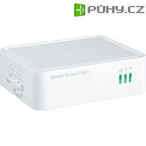 Bezdrátový N Accesspoint, 150 MBit/s