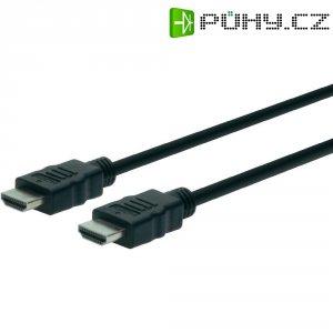 Kabel HDMI vidlice ⇔ vidlice, 3 m, Digitus