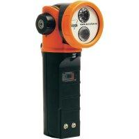 Akumulátorový ruční LED reflektor s otočnou hlavou AccuLux HL25 EX, 458481, IP67