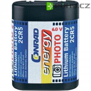 Lithiová fotobaterie Conrad energy 2CR5
