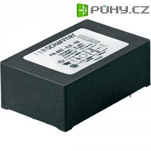 Odrušovací filtr Schaffner FN 402-0.5-02, 250 V/AC, 0,5 A