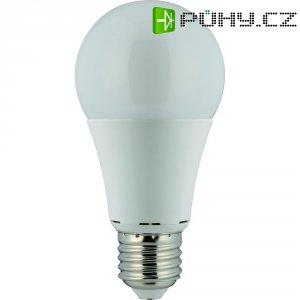 LED žárovka Renkforce, E27, 7,5 W, 230 V, 118 mm, teplá bílá