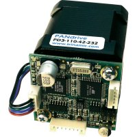 Krokový motor Trinamic PD2-110-42-232 s ovládáním PANdrive Mechatronik, 59 mm, 0,35 Nm