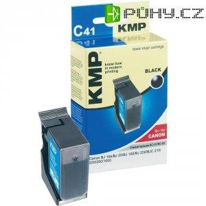 Cartridge KMP BC-01 = CANON BC-02, C41 0907,4011, černá