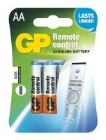 Baterie AA (R6) alkalická GP do dálk.ovl. (blistr 4ks)