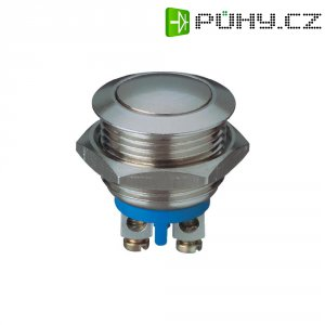Bezpečnostní tlačítko APEM AV1630C900, 1x vyp/(zap), 48 V/DC, 0,2 A